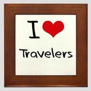 I love Travelers Framed Tile