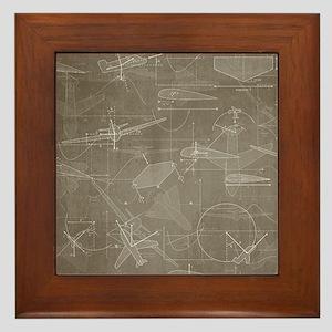 Aerodynamics Framed Tile