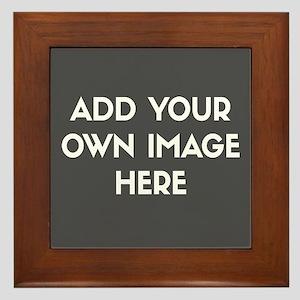 Add Your Own Image Framed Tile