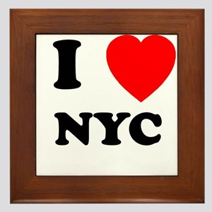NYC Framed Tile