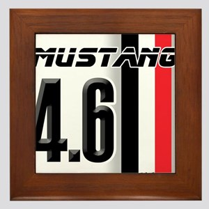 Mustang 4.6 Framed Tile