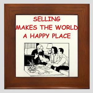 selling Framed Tile