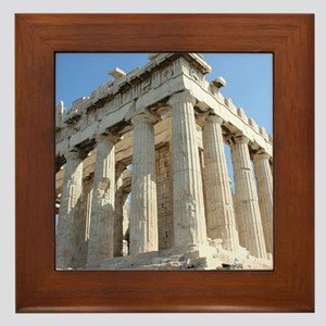 PARTHENON Framed Tile