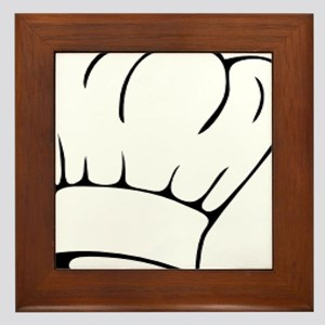 Chef Framed Tile