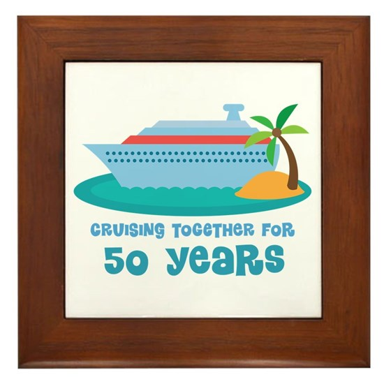 50th Annivesrary Cruise Ship
