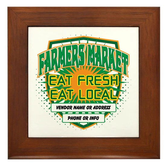 Personalized Farmers Market