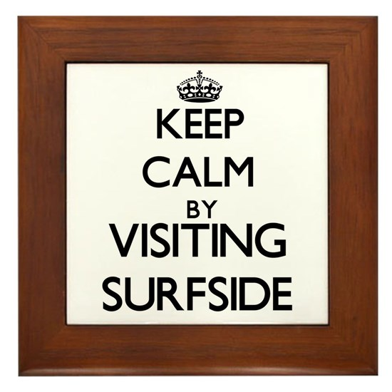 Keep calm by visiting Surfside Texas