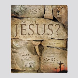 Names of Jesus Christ Arctic Fleece Throw Blanket