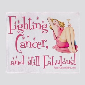 Fighting Cancer and still Fabulous! Arctic Fleece