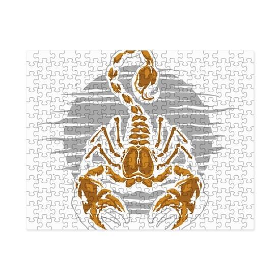 Scorpion Animal Scorpiones Arachnids Small Puzzle by Eomer ...