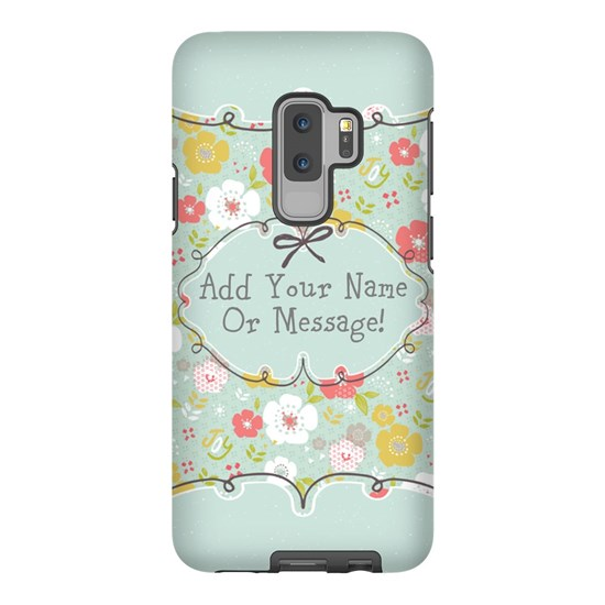 PERSONALIZED Cute Floral Joy