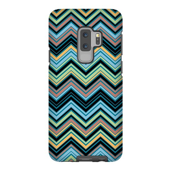 Multi Color Chevron Pattern