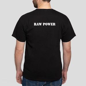 RAW Power T-Shirt (dark)