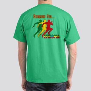 Ethiopia Running Dark T-Shirt
