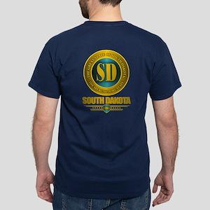 South Dakota Gold Label Dark T-Shirt