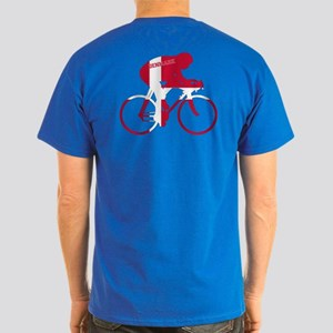 Danish Cycling Dark T-Shirt