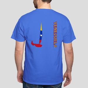 Sailing Venezuela Dark T-Shirt