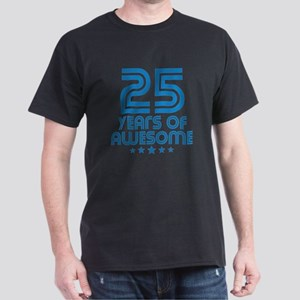 25 Years Of Awesome 25th Birthday T-Shirt