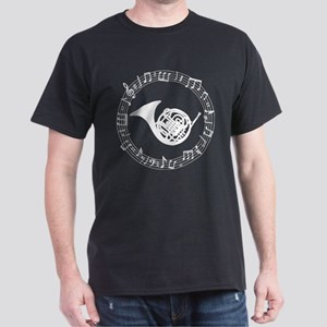 French Horn Music Gift T-Shirt