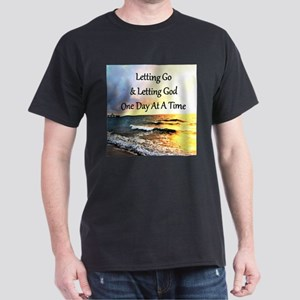 LET GO LET GOD Dark T-Shirt