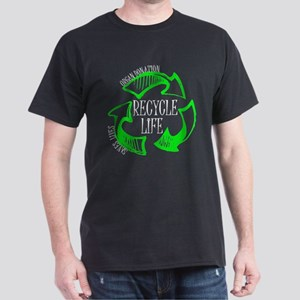 Recycle Life Dark T-Shirt