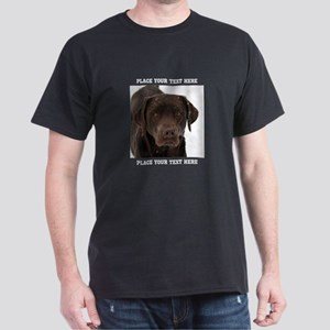 Dog Labrador Retriever Dark T-Shirt