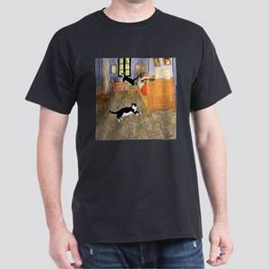 Vincent's CATS Dark T-Shirt