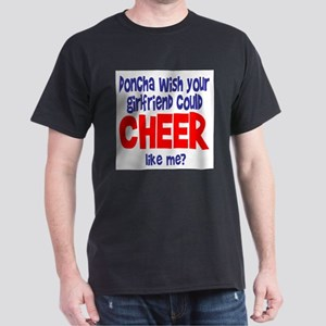 "CheerChick ""Doncha"" Ash Grey T-Shirt"