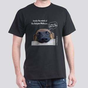 Mind of the Malinois Dark T-Shirt