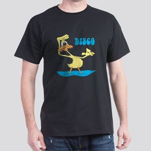 Disco Duck Dark T-Shirt
