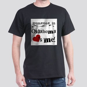 Someone in Oklahoma Light T-Shirt