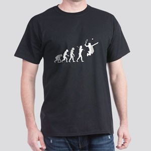 Evolve - Tennis Dark T-Shirt