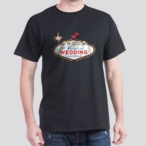 Las Vegas Groom Dark T-Shirt
