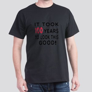 It Took 100 Birthday Designs Light T-Shirt