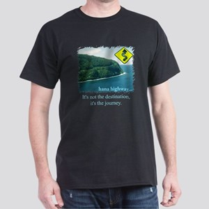 Hana Highway Black T-Shirt