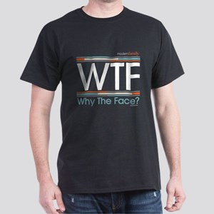 Modern Family WTF Dark T-Shirt