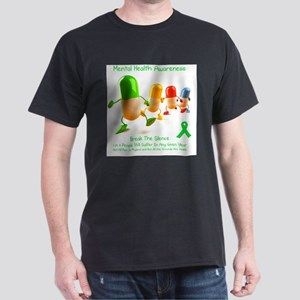 Mental Health Awareness White T-Shirt
