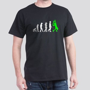 Tennis Evolution (Green) T-Shirt