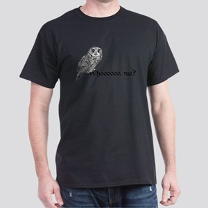 Who Owl Dark T-Shirt
