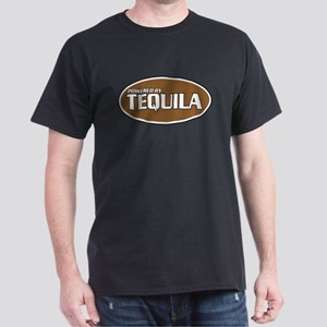 Powered By Tequila Dark T-Shirt