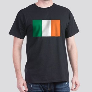 Irish Flag Dark T-Shirt