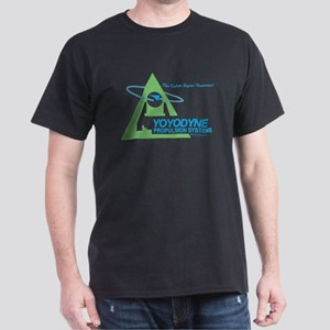 Yoyodyne Propulsion Systems Black T-Shirt