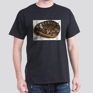 Eastern Cottonmouth Dark T-Shirt