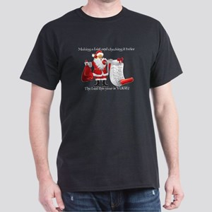 TRUMP | Santa's List and Bag of Coal T-Shirt