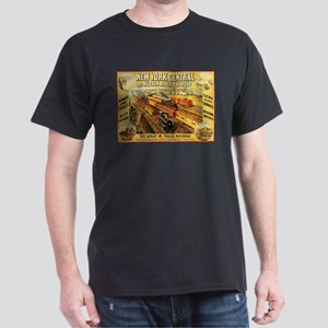 New York Central & Hudson Riv Dark T-Shirt