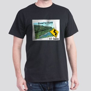 Road to Hana Curves T-Shirt