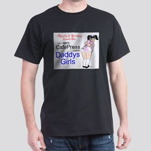 DaddysGirls Advertisement - Dark T-Shirt