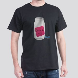 New Girl Jar Dark T-Shirt