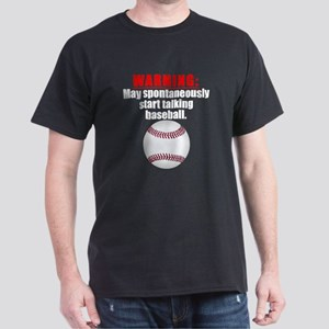 Spontaneous Baseball Talk T-Shirt