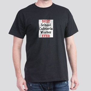 best school cafeteria worker ever Dark T-Shirt